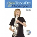 A New Tune a Day for Alto Saxophone Book 1 with CD