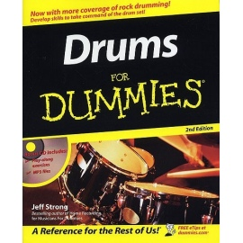 Drums for Dummies with CD