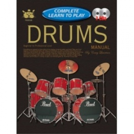 Complete Learn to Play Drums with 2CDs