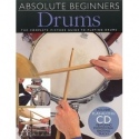 Absolute Beginners Drums with CD