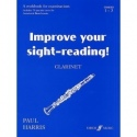 Improve your sight-reading! Clarinet Grades 1-3