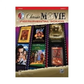 Classic Movie Instrumental Solos with CD