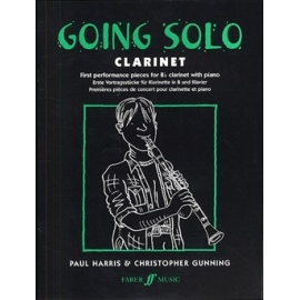Going Solo Clarinet