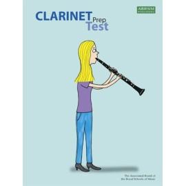 ABRSM Clarinet Prep Test