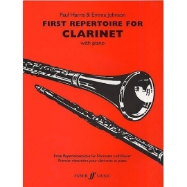 First Repertoire for Clarinet with Piano