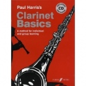 Paul Harris's Clarinet Basics with CD