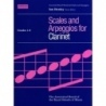 ABRSM Scales and Arpeggios for Clarinet Grade 1-8