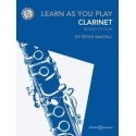 Learn As You Play Clarinet with CD