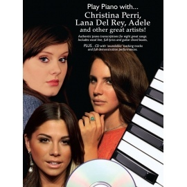 Play Piano With... Christina Perri, Lana Del Rey, Adele and more
