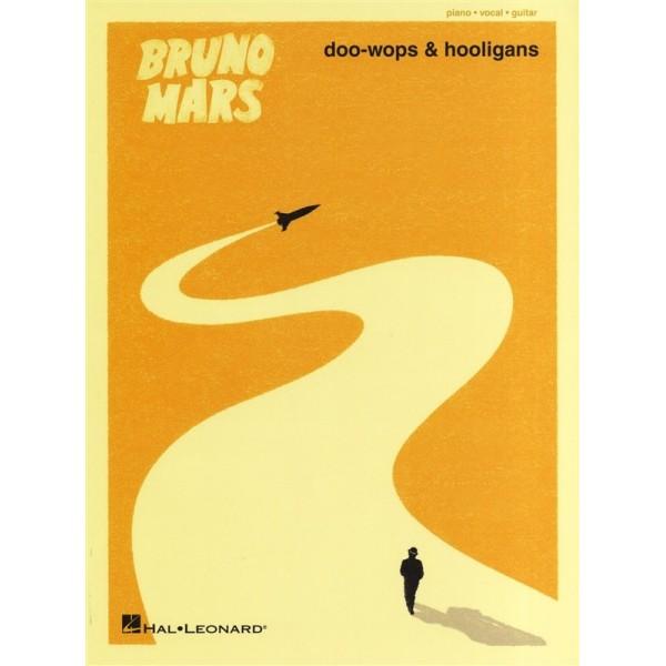 Bruno Mars Doo-wops and Hooligans (PVG)