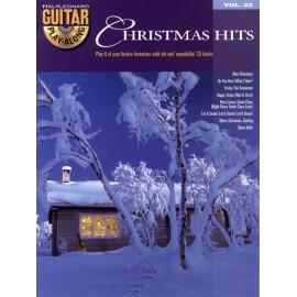 Christmas Hits Guitar Play-Along