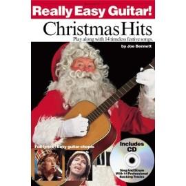 Really Easy Guitar! Christmas Hits with CD