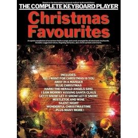 The Complete Keyboard Player Christmas Favorites