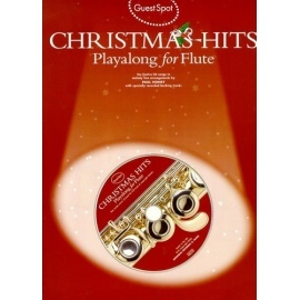 Guest Spot: Christmas Hits Playalong For Flute