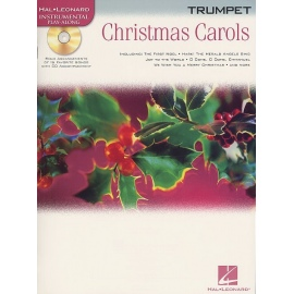 Instrumental Play-Along: Christmas Carols (Trumpet)