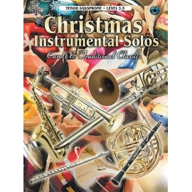 Christmas Instrumental Solos for Tenor Saxophone
