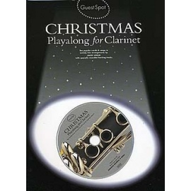 Guest Spot: Christmas Playalong For Clarinet