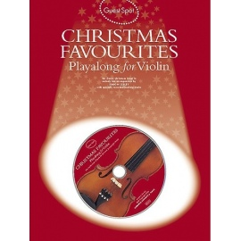 Christmas Favorites Playalong For Violin