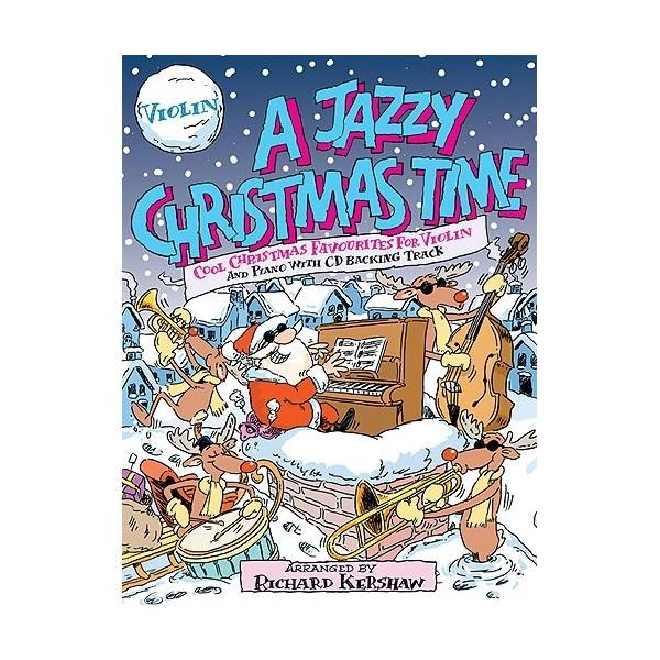 A Jazzy Christmas Time Violin