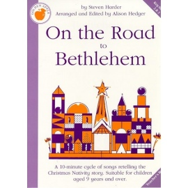 On the Road to Bethlehem (Teacher's Book)
