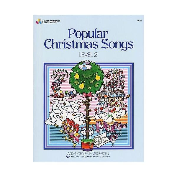 Popular Christmas Songs Level 2 Piano