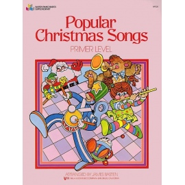 Popular Christmas Songs Primer Level Piano