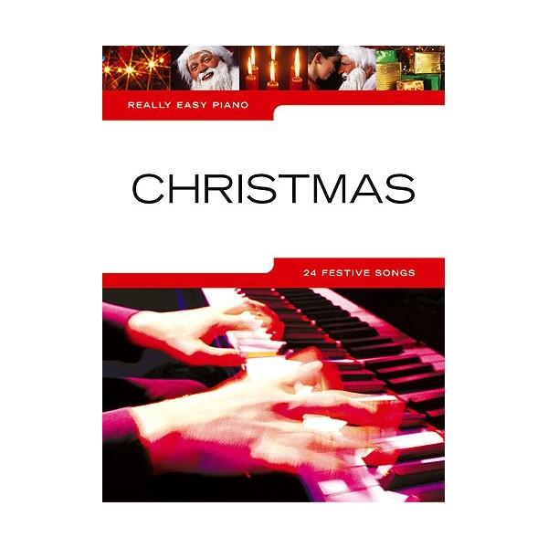 Really Easy Piano Christmas