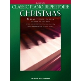 Classic Piano Repertoire Christmas