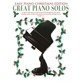Easy Piano Christmas Edition Great Piano Solos