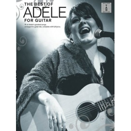 Adele Best of - For Guitar