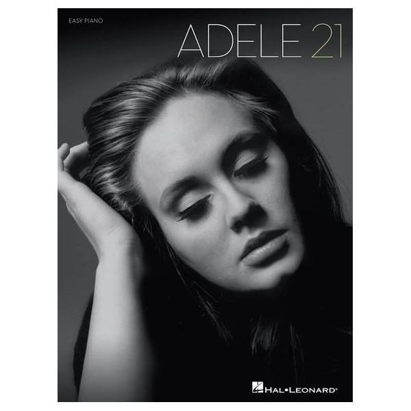 Adele - 21 - Easy Piano