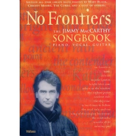 No Frontiers The Jimmy MacCarthy Songbook