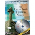 50 Great Irish Fighting Songs Bk/CD