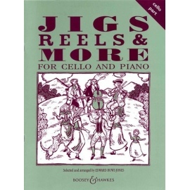 Jigs Reels And More For Cello And Piano