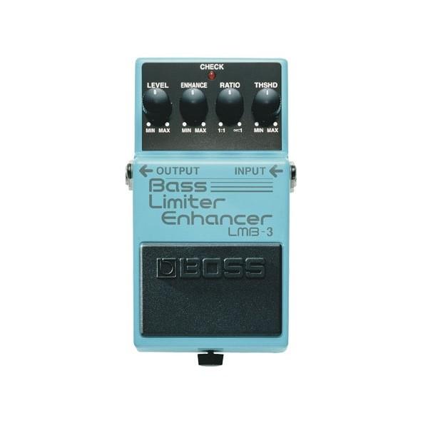 Bass Limiter Enhancer Pedal