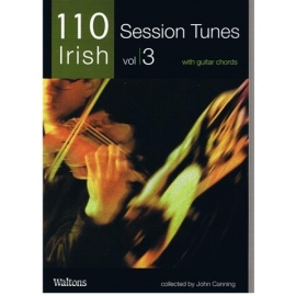 110 Irish Session Tunes Volume 3 (Book Only)
