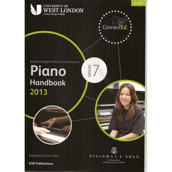 LCM Piano Handbook 2013 Grade 7