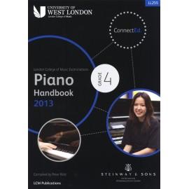 LCM Piano Handbook 2013 Grade 4