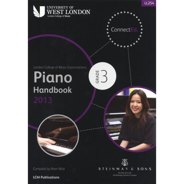 LCM Piano Handbook 2013 Grade 3