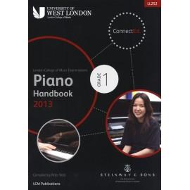 LCM Piano Handbook 2013 Grade 1