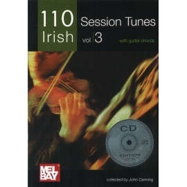 110 Irish Session Tunes Volume 3 Bk/Cd