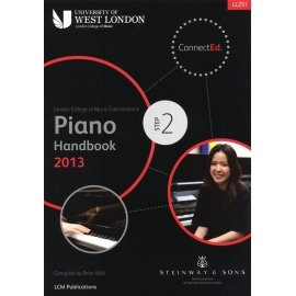 LCM Piano Handbook 2013 Step 2