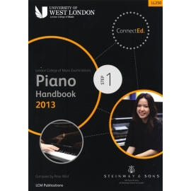 LCM Piano Handbook 2013 Step 1