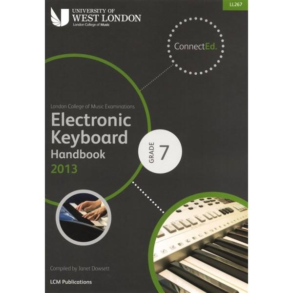 LCM Electronic Keyboard Handbook 2013 Grade 7