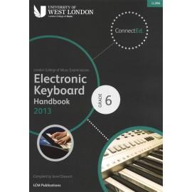 LCM Electronic Keyboard Handbook 2013 Grade 6