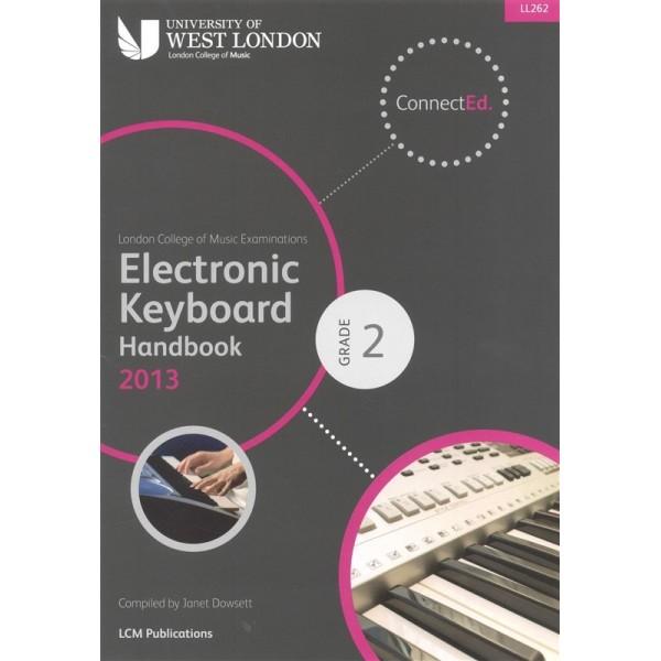 LCM Electronic Keyboard Handbook 2013 Grade 2