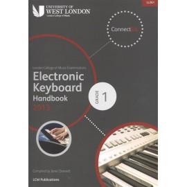LCM Electronic Keyboard Handbook 2013 Grade 1