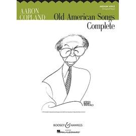 Old American Songs Complete (Medium voice)