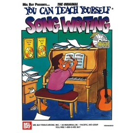 You Can Teach Yourself Song Writing BK/CD