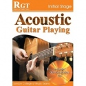 RGT Acoustic Guitar Playing Initial Stage